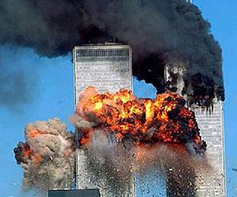 atentado 11 de septiembre del 2001 (torres gemelas)