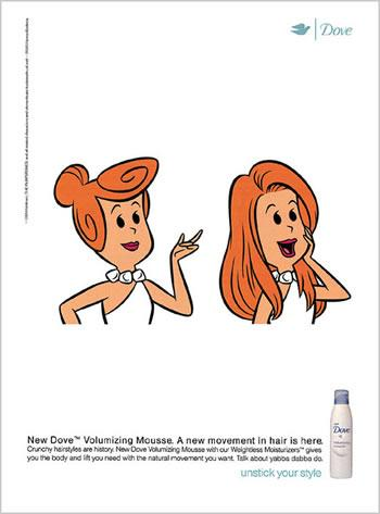 dove-volumizing-mousse