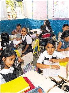 Escuela la ermita Tonacatepeque